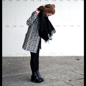 Vero Moda Zebra Coat